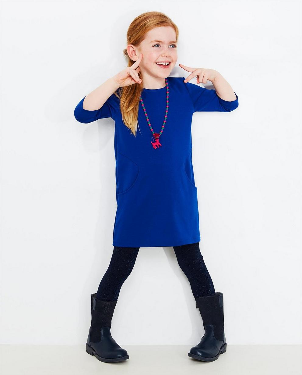Koningsblauwe jurk - BESTies - Besties